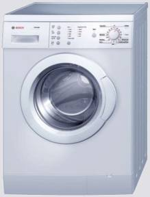 washing machine repair bosch